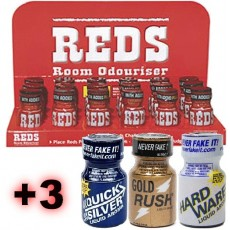 Mix Pack Extra Forte Reds