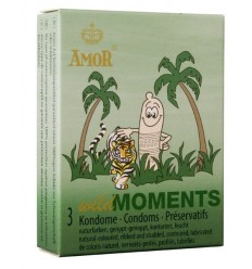 AMOR wild Moments 3 pcs pack