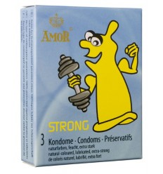 AMOR Strong 3 pcs pack