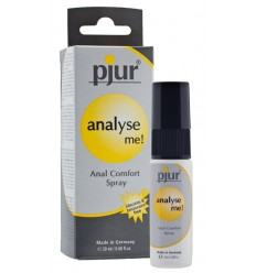 pjur® analyse me! anal comfort spray 20 ml