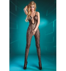 BASILIA BODYSTOCKING NOIR