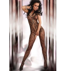 EDEN BODYSTOCKING – NOIR