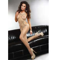 IVETTE BODYSTOCKING – BEIGE