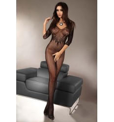JOSSLYN BODYSTOCKING – PRETO S/L