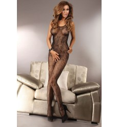 OPHELIA BODYSTOCKING NOIR