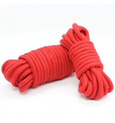 Bondage Rope Red