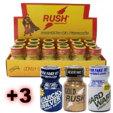 Mix Pack Power Rush PWD