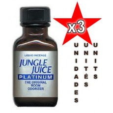 Jungle Juice Platinum BIG - 3 Unidades