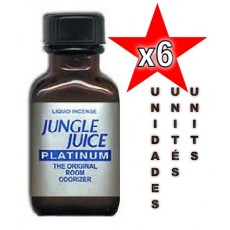 Jungle Juice Platinum BIG - 6 unidades