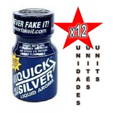 Quick Silver 9ml - 12 unidades