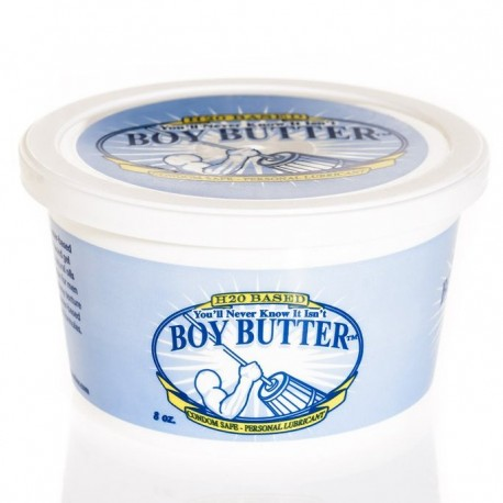 Boy Butter H2O 240ml, 8 oz