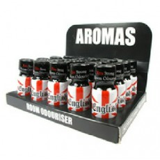 English Poppers 25ml - 20 unidades