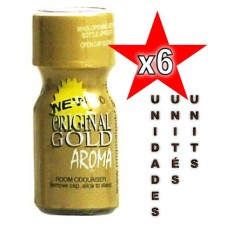 Original Gold 10ml - 6 units