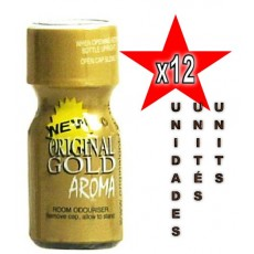 Original Gold 10ml - 12 units