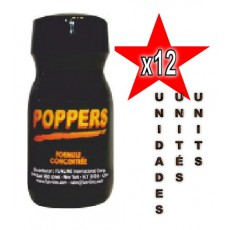 Poppers 8ml - 12 units