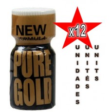 Pure Gold 10ml - 12 unità