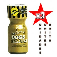 The Dogs Bollocks 10ml - 3 units