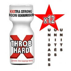 Throb Hard X 10ml - 12 unités