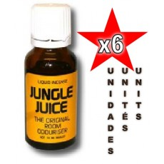 English Jungle Juice 18ml - 06 Unidades