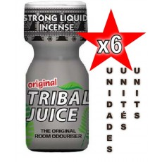 Tribal Juice 15ml - 06 Unidades