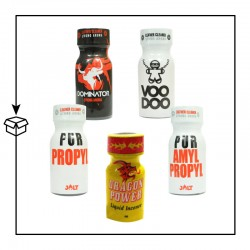 PACK POPPERS AMILE-PROPILE