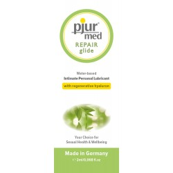 PJUR MED REPAIR GLIDE SACHET 2ML