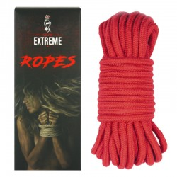 COTTON ROPE 10M – RED