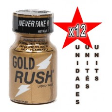 Gold Rush 10ml - 12 unità