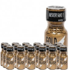 Gold Rush 24ml - 18 unidades