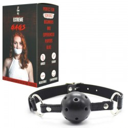Mordaza Ball Gag Respirable