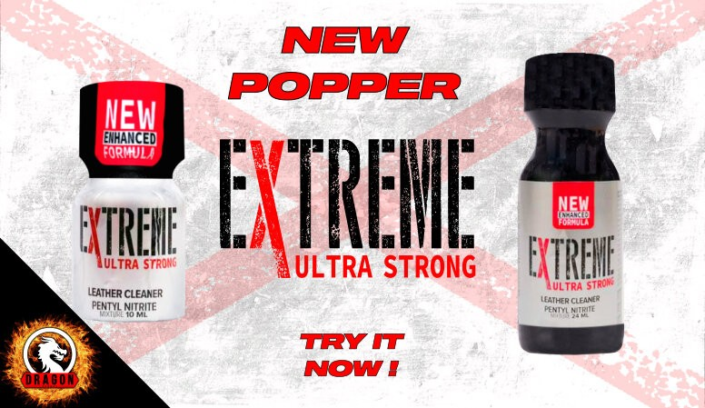Poppers Extreme Ultra Strong