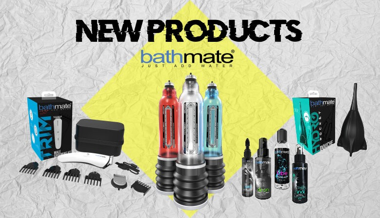 New Bathmate products